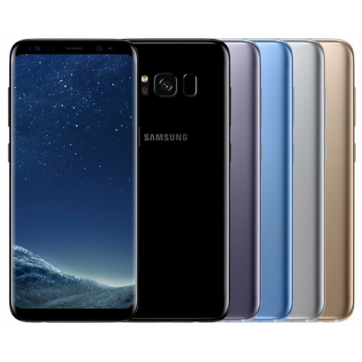 Samsung Galaxy S8 -Preowned Like New