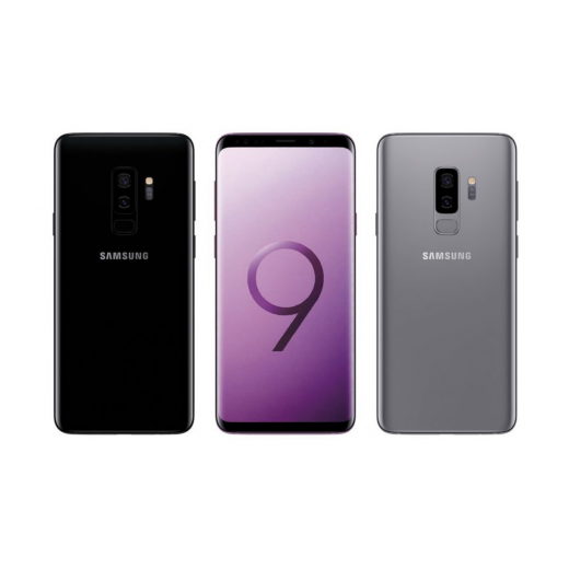 Samsung Galaxy S9 Plus  -Preowned Like New